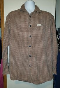 Nautica Mens Long Sleeve shirt